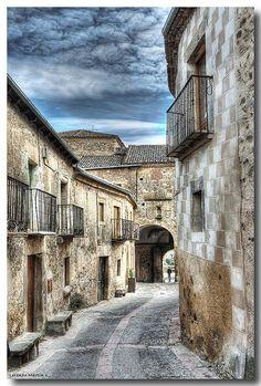 SEGOVIA, PEDRAZA   Spain