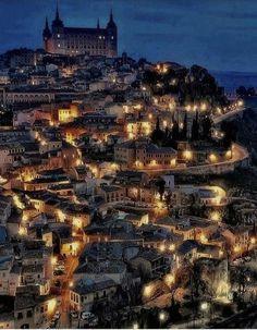 Toledo, Spain I wanna go back!