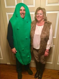 One of a kind couples halloween costumes