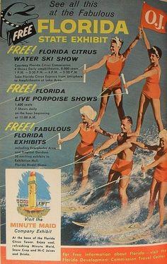 Vintage Florida, 1964-65.