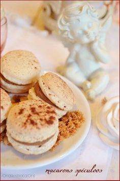 macarons speculoos
