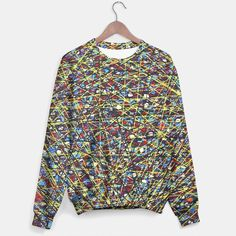 """Toni F.H Brand """"Alchemy Colors#N28"""" #Sweater #Sweaters #shoppingonline #shopping #fashion #clothes #tiendaonline #tienda #sudaderas #sudadera #compras #comprar #ropa"""