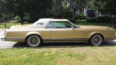 1978 Lincoln Mark V Diamond Jubilee Edition