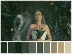 colorpalette.cinema Melancholia