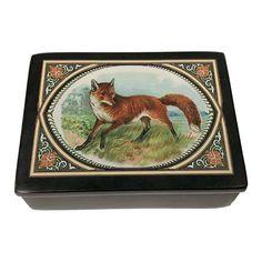 4 Black Soap Stone Fox Trinket-Jewelry Box | Etsy Fox Painting, Stone Painting, Equestrian Decor, Stone Fox, Great Gifts For Women, Horseshoe Art, Black Soap, Fox Design, Soapstone
