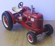1944 Farmall Tractor www.historicconnections.com