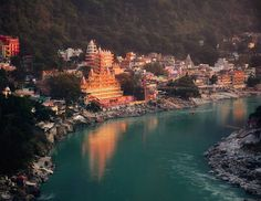 Welcome to 'Your Gateway to and Bridge to Rishikesh, Nepal, Himalayan, Spirituality, Tours, India, River, City, Places