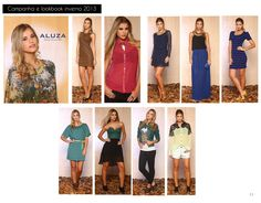 Lookbook- Aluza