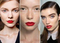 Makeup trends, Twiggy makeup and Winter makeup on Pinterest