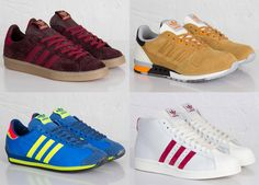 adidas Originals Collectors Project (Detailed Pictures & Video)