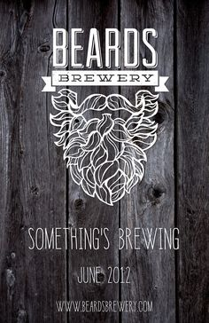 Beards Brewery by Michael Morris, via Behance
