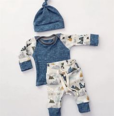 Kids Two Piece Clothing Sets