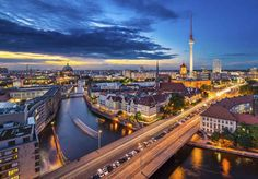 Berlin, Germany | 8 Paradise Destinations Everyone Needs To Visit Once In Their Life, According To Tiesto