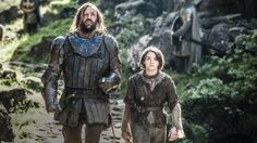 And if that happens, there'll be another long-awaited reunion to look forward to: Arya and the Hound.