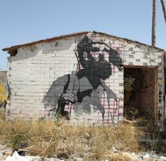 ARTIST (? ) #arteurbano #arteenlascalles #artvandal #rsa_graffiti #tv_streetart #dsb_graff #gullysteez #graffitiart #graffiti #ninaq #ninaqueral #vimural #dopeshotbro #jj_streetarts #elgraffiti #graffitiporn #all_wallshots #wallfilth #spraypaint #sprayart #loves_street_art #streetart #igaa #ingf #worldofstreetart #abandonedgraffiti by ninaqueral
