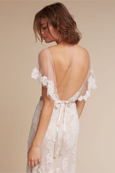 exquisite gown   Sierra Gown from BHLDN