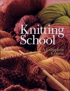 Knitting School: A Complete Course - RCS Libri - Google Books