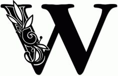 Letter W Logo | Personal logo, Letter w, W logos  |The Letter W Designs