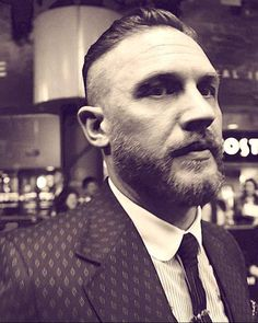 Tom Hardy at the premiere of Dunkirk