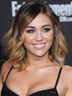 Feel Like a Celebrity with Your Ombre Short Hair