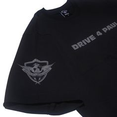 DEEP X ROWW DRIVE 4 PAUL T-SHIRT