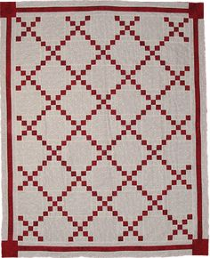 irish chain quilt pictures | http://udderlyprecious.com/quilts1.html