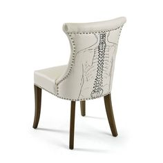 Backbone Chair - perfect for a chiropractic office!!!