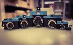 Lomography Diana Family Lomo Camera, Lomography, Binoculars, Cameras, Diana, Camera, Film Camera