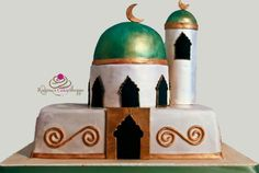 Masjid Cake | rubinascakeshoppe.com