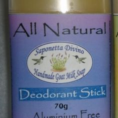 All Natural Deodorant Lavender EO at the Shopping Mall, $8.50  Discounted Price: $7.22 (CAD) All Natural Deodorant, Soap Making, Shopping Mall, Soaps, Shampoo, Lavender, Bath Soap, Shopping Center, Lotion Bars