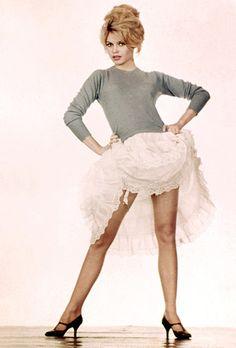 Brigitte Bardot, 1960s Poster By Everett