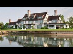 Private Properties: Katharine Hepburn's House on Sale - YouTube