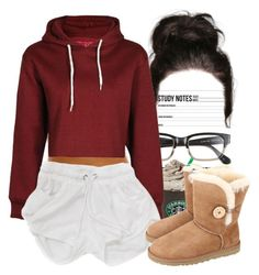 E x a m s...-_- by missieecapp on Polyvore featuring polyvore fashion style…