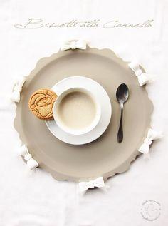 Biscotti alla cannella con semola rimacinata - Cinnamon Cookies with semolina