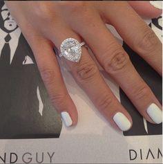 09.23.13 3.2ct Pear Shape » Diamond Guy Hawaii