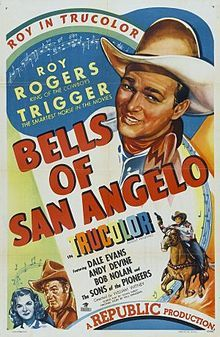San Angelo in a Roy Rogers movie ... who knew?