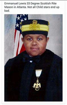 Emmanuel Lewis, degree S.