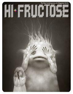 Hi-Fructose: The New Contemporary Art Magazine Volume 32
