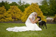 Yet another reason we LOVE when people bring their pets!! Photo Credit: The Pros #brandywinemanorhouse