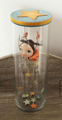 Your place to buy and sell all things handmade Ooak Dolls, Art Dolls, Light Bulb Art, Glue Art, Paper Mache Sculpture, Paper Mache Crafts, Angel Crafts, Creation Deco, Dot Painting
