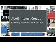 """ALAO Exploring ALAO Interest Groups: """"Academic Library Association of Ohio (ALAO) Interest Groups (IG): Special interest groups have formed over the years to discuss specific concerns and issues related to academic librarianship in Ohio. Special Interest Groups, Over The Years, Exploring, Ohio, Social Media, Columbus Ohio, Social Networks, Social Media Tips"""