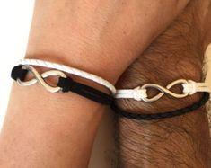 Les couples Bracelets 147 amitié amour par enjoywelrydesign