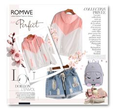 """""""Romwe"""" by eelmaa ❤ liked on Polyvore featuring By Terry"""