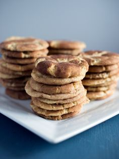 Chewy Snickerdoodle Cookies recipe