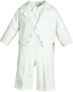 Amazon.com: Ryker Christening Baptism Blessing Tuxedo Outfits for Boys, Made in USA: Clothing