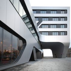 A hotel designed by Berlin architects J Mayer H, Krakow practice OVOTZ Design Lab and GD Consulting opens today in Krakow, Poland