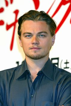 Image Detail for - Leonardo DiCaprio in Japan Leonardo Dicapro, Leonardo Dicaprio Photos, Wide Face, Best Actor, Man Crush, Face Shapes, Shutter Island, Actors & Actresses, Fangirl