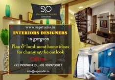 Interior designers in Gurgaon Frame Of Mind, Types Of People, Interior Designing, Reduce Stress, Best Interior, Office Interiors, Stress And Anxiety, Wood Design, Offices