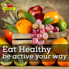 #EatHealthy #BeStrong 💪 💪 #SatyActive  To buy online #fruits & #vegetables visit here: www.alootamatar.com