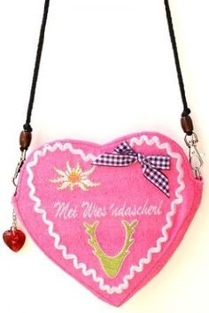 Oktoberfest purse for cell phone, mirror, lipstick, etc?